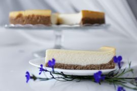New York<span> Cheesecake</span>
