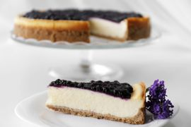 Blueberry <span>Cheesecake</span>